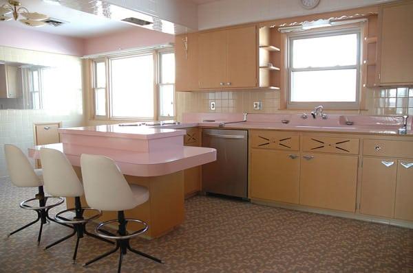 Chambre rose 1