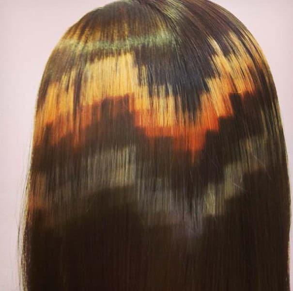 Cheveux pixelises 4