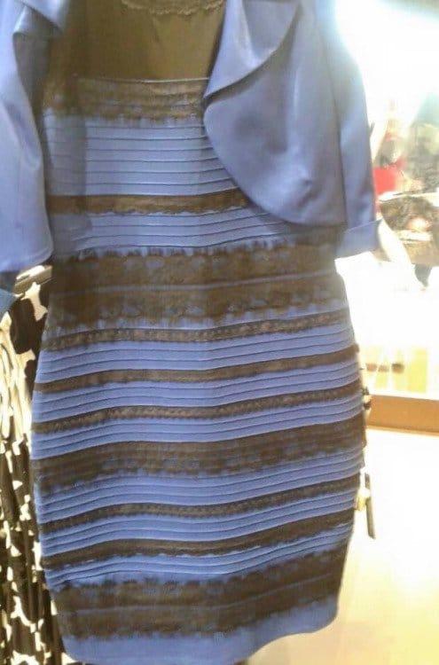 Couleur robe