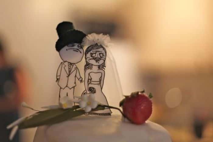 Gateau de mariage 1