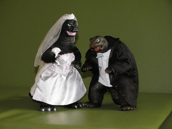 Gateau de mariage 9