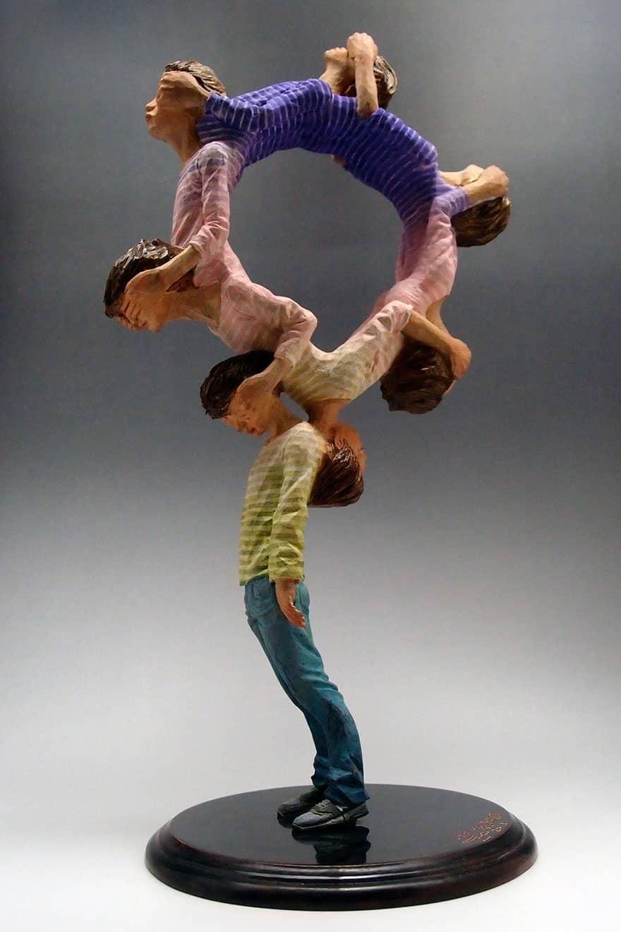 Sculpture bois 14
