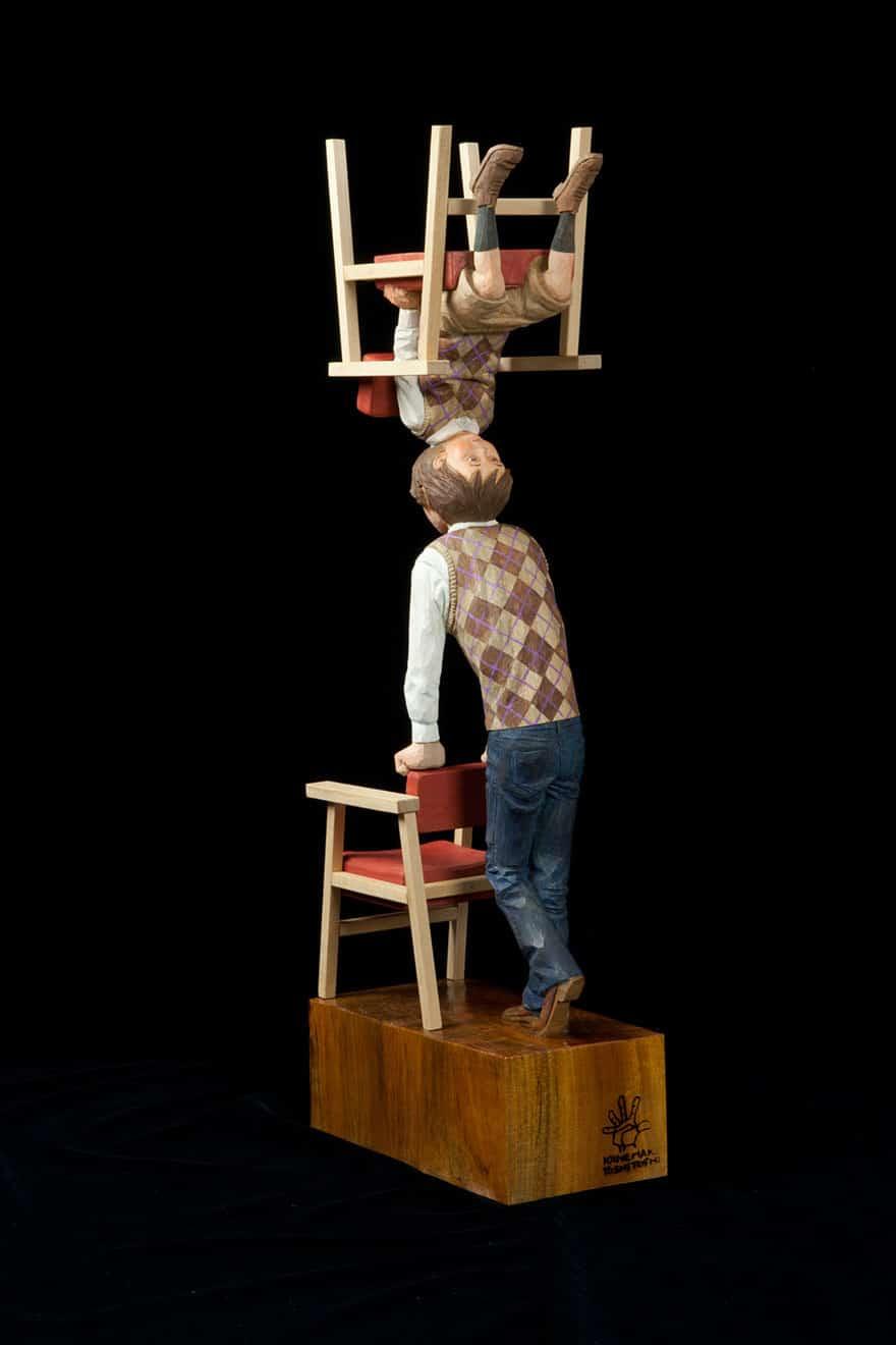 Sculpture bois 15