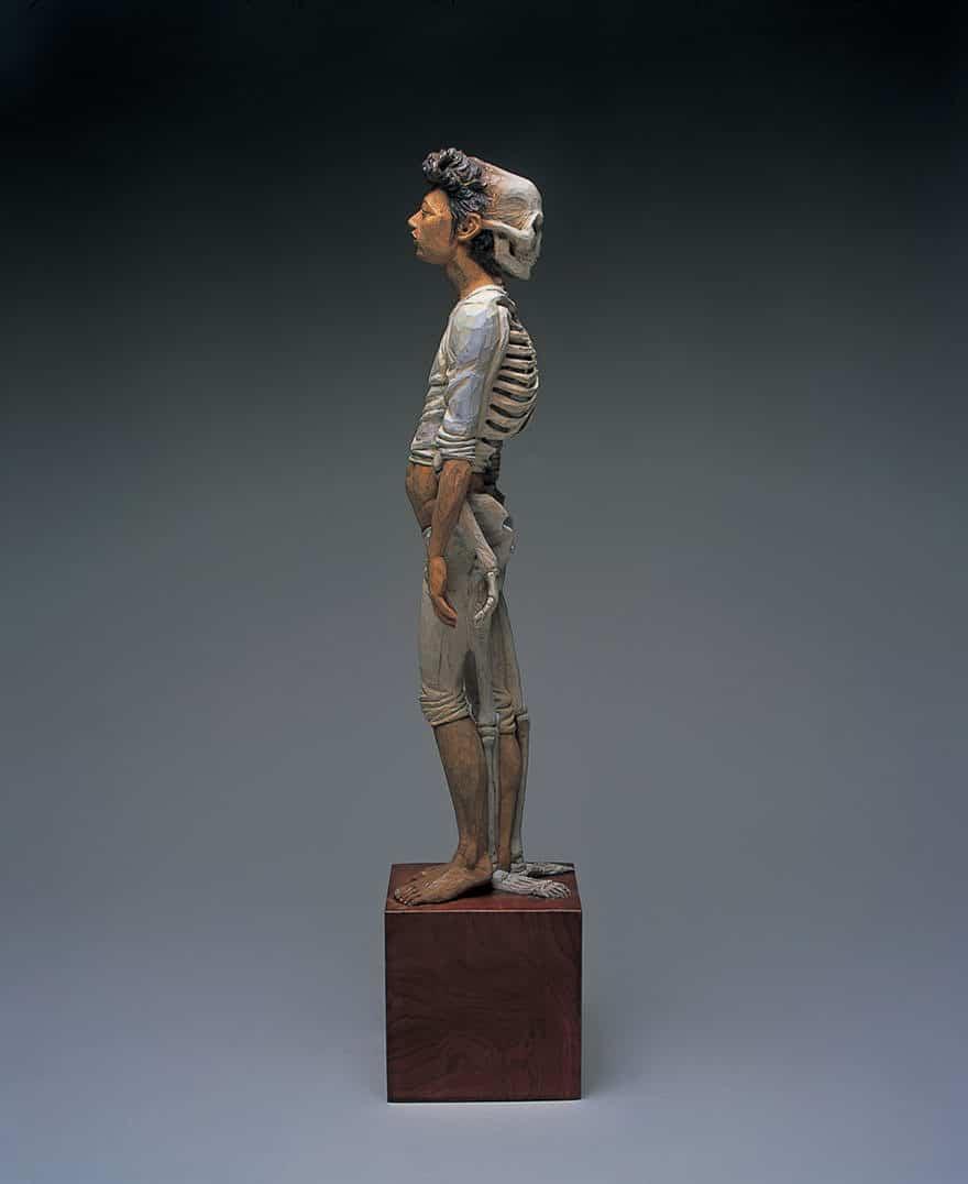Sculpture bois 17