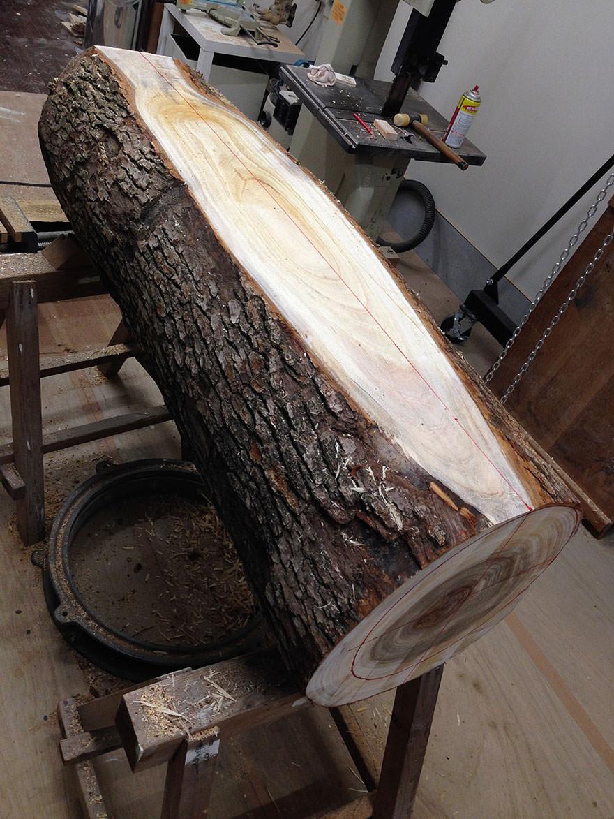 Sculpture bois 4