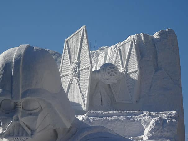 Star wars glace 11