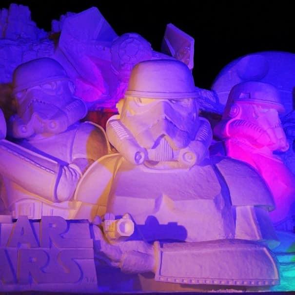 Star wars glace 8