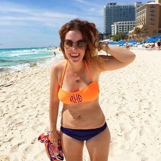 bikini vergetures 3