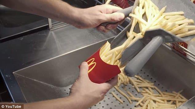 frites mc do 6