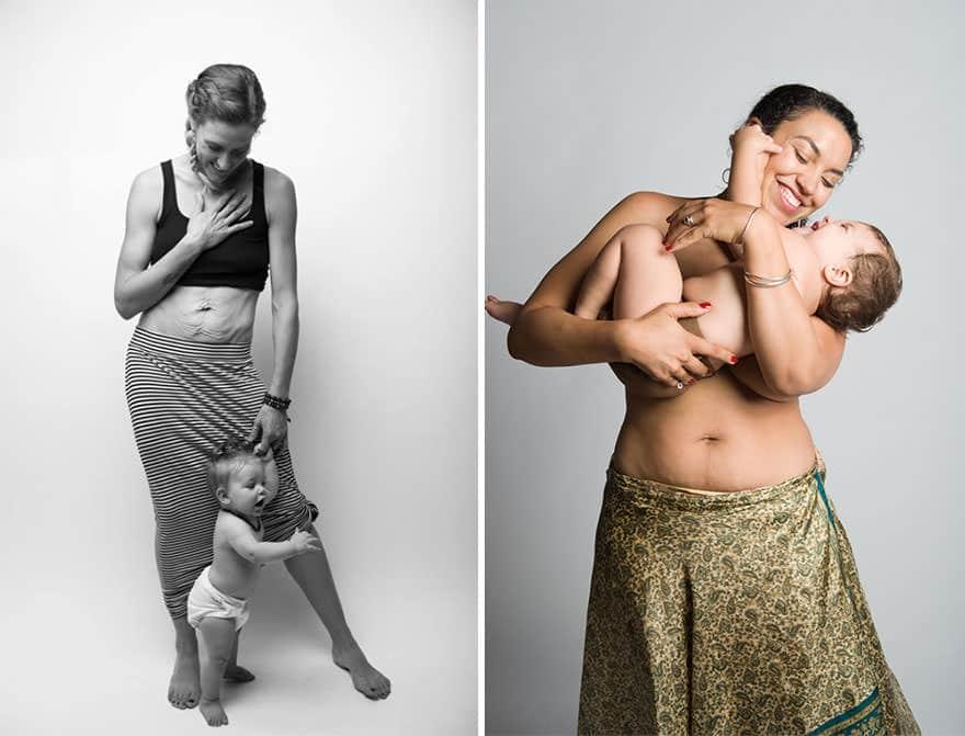 Photos femmes apres grossesse 7