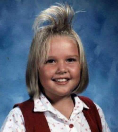Pires coupes de cheveux enfants 21