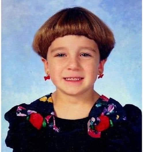 Pires coupes de cheveux enfants 3
