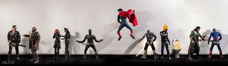 Vie secrete superheros 2