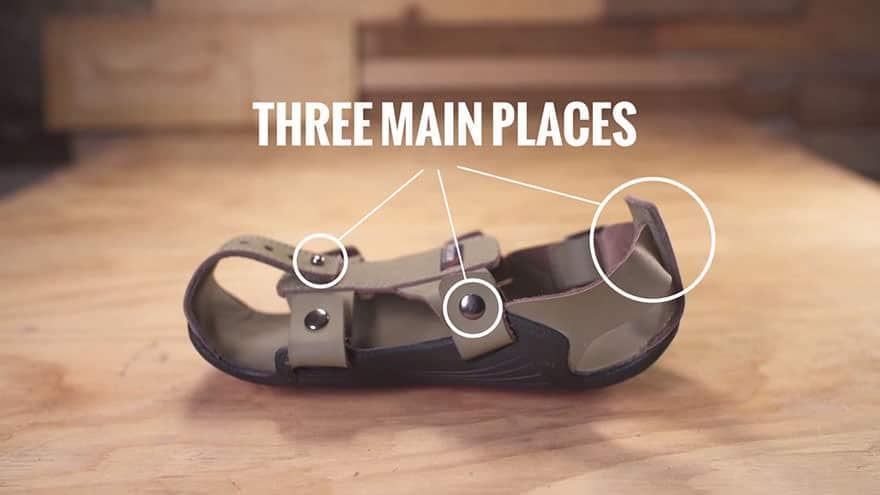 Chaussures qui poussent 4
