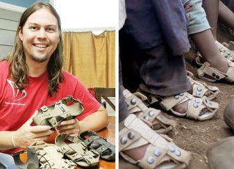 Chaussures qui poussent fb