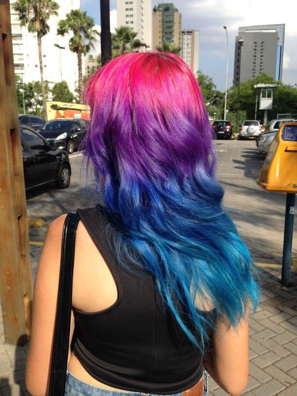 Cheveuz pastel 17