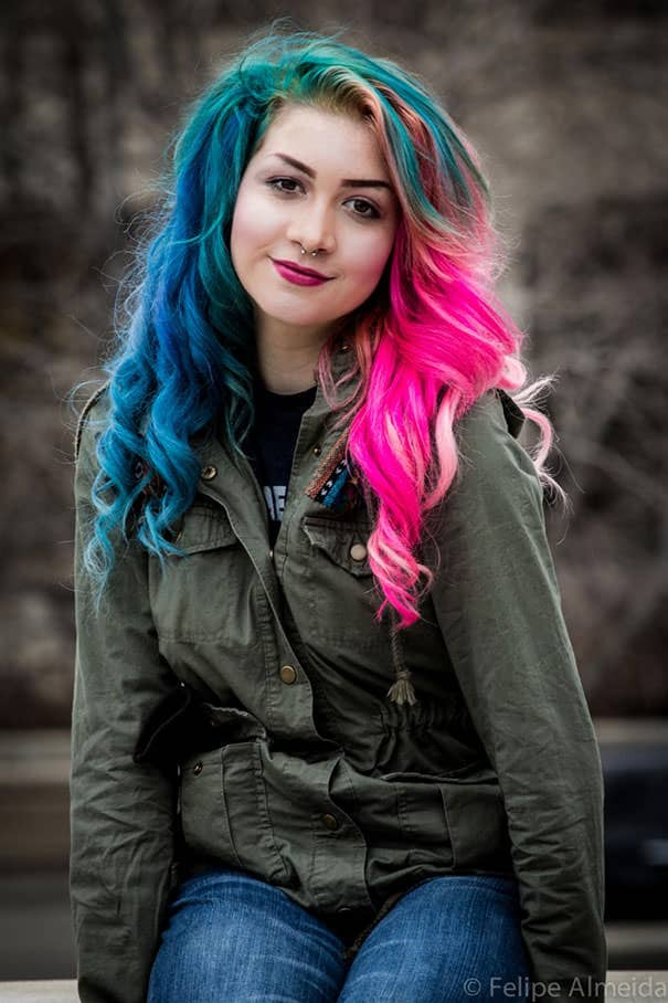 Cheveuz pastel 20