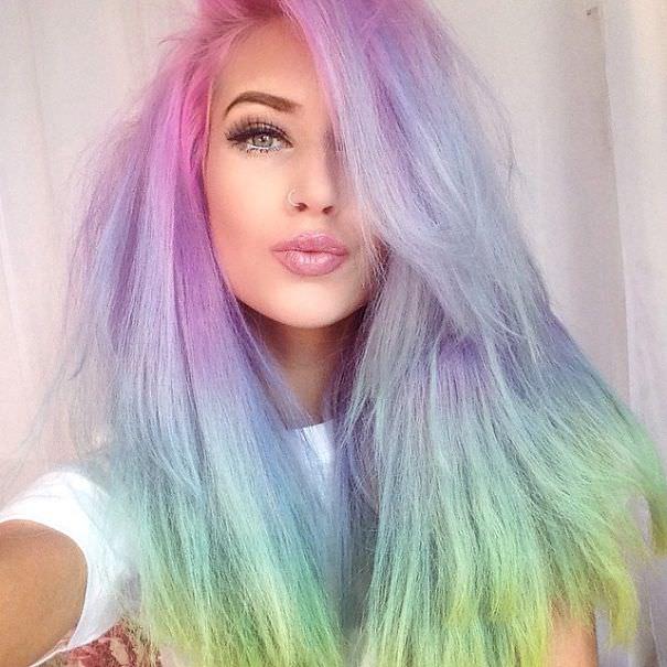 Cheveuz pastel 3