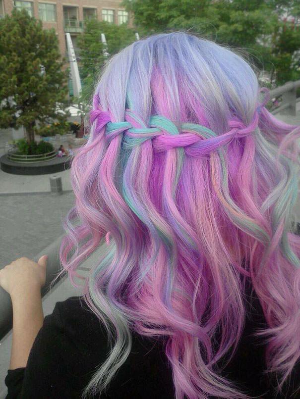 Cheveuz pastel 4