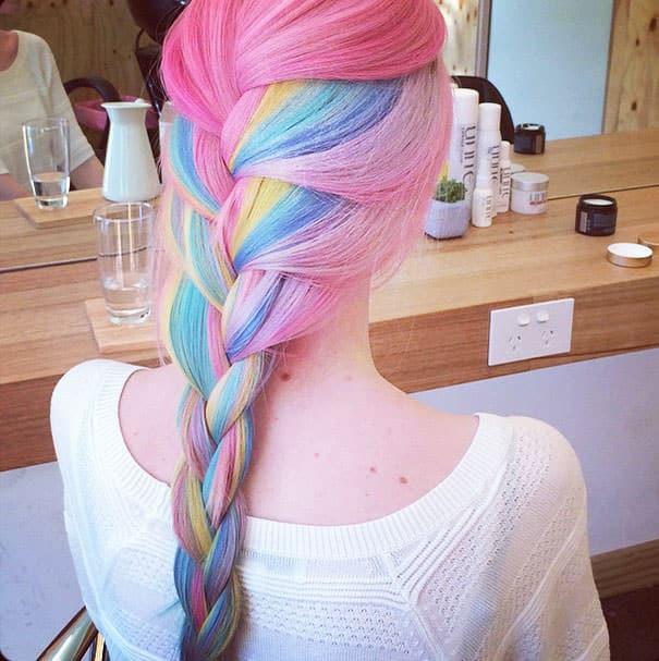 Cheveuz pastel 5