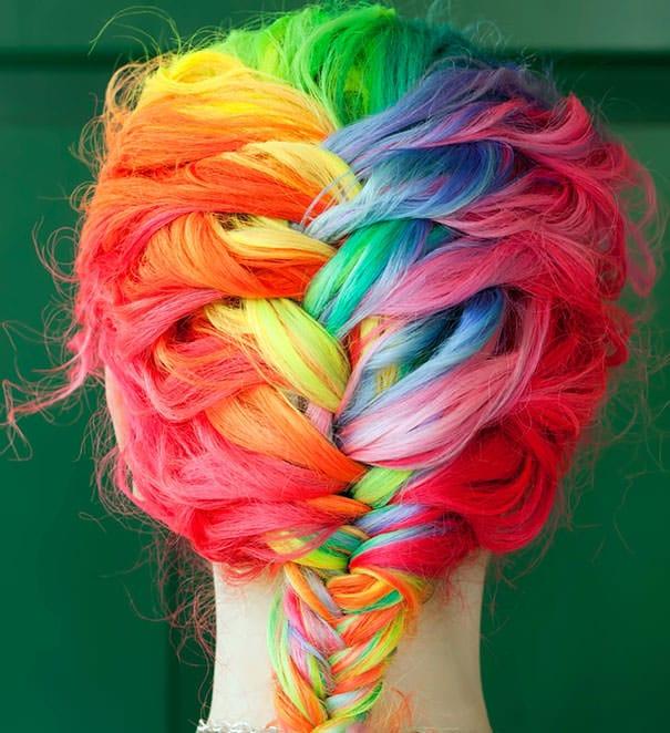 Cheveuz pastel 8