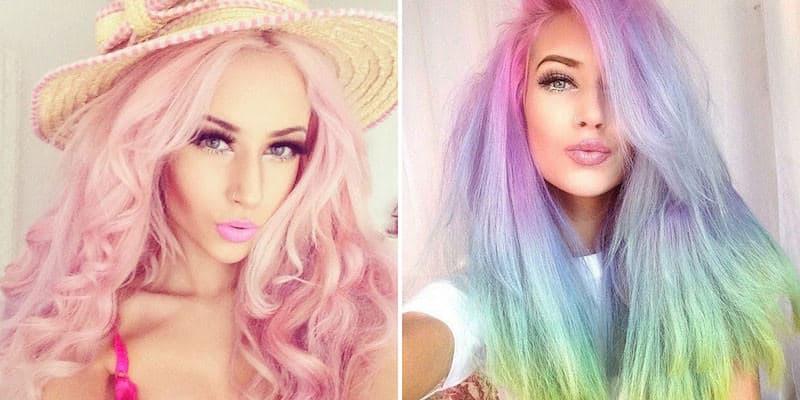 Cheveuz pastel fb