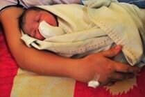 Chien sauve bebe abandonne 3