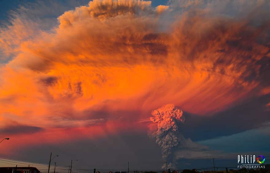 Eruption volcan calbuco 10