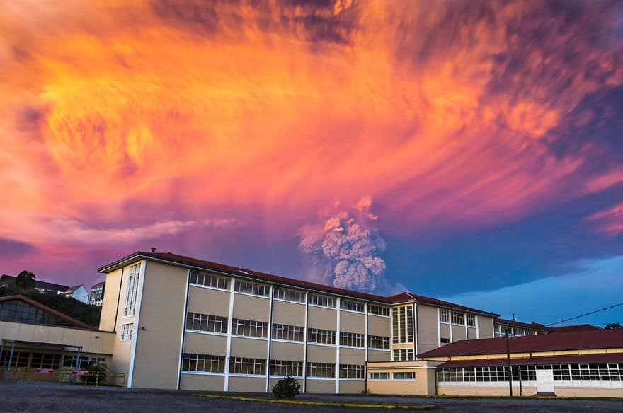 Eruption volcan calbuco 14