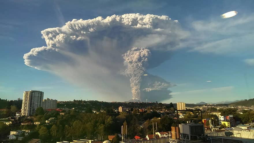Eruption volcan calbuco 15