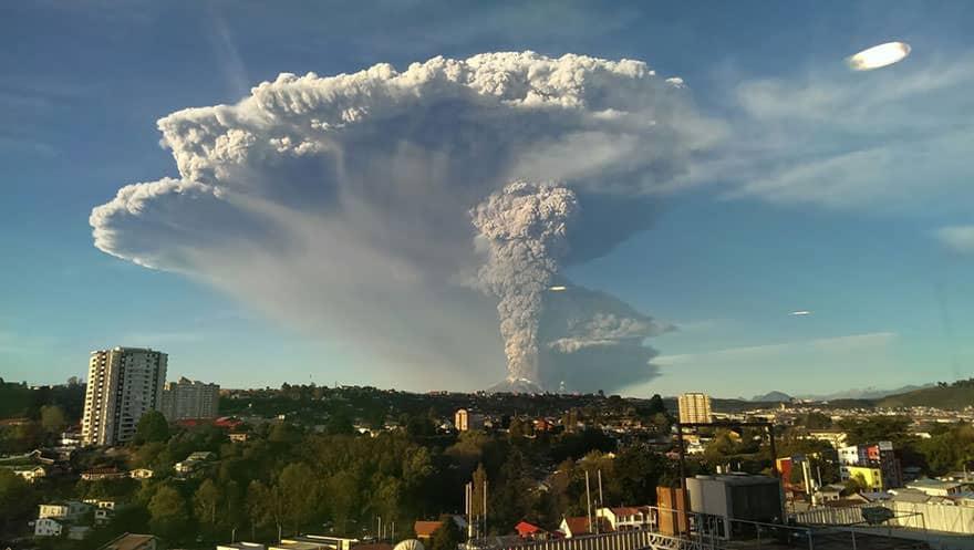 Eruption volcan calbuco 15