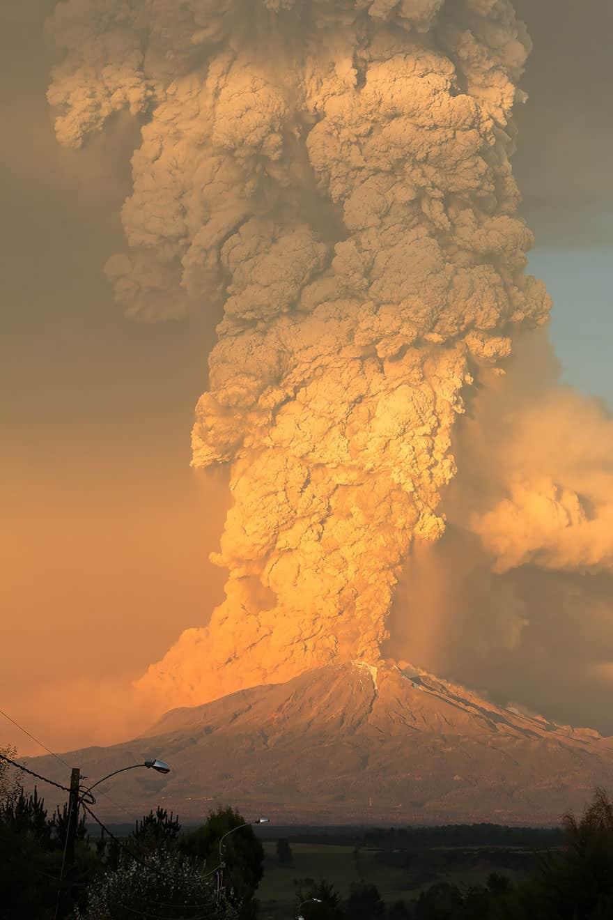 Eruption volcan calbuco 5