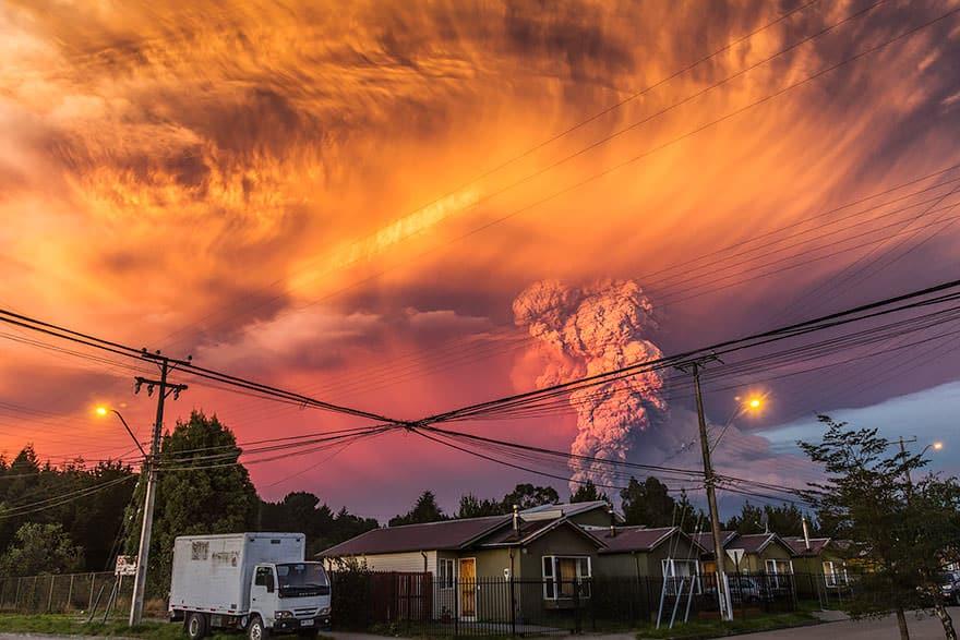 Eruption volcan calbuco 7