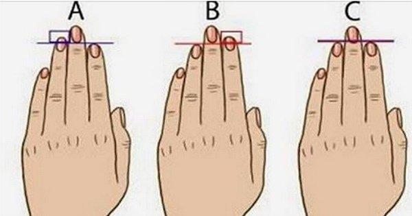 Longueur de vos doigts fb