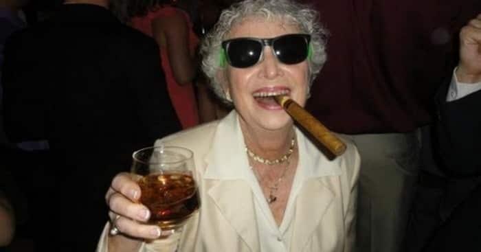 Mamie cigare