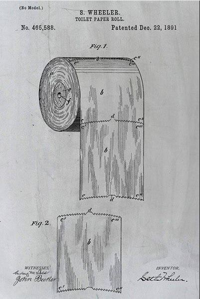 Papier toilette 1