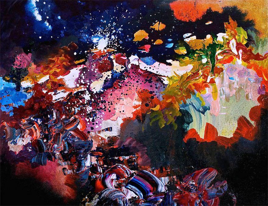 Peinture musique 10