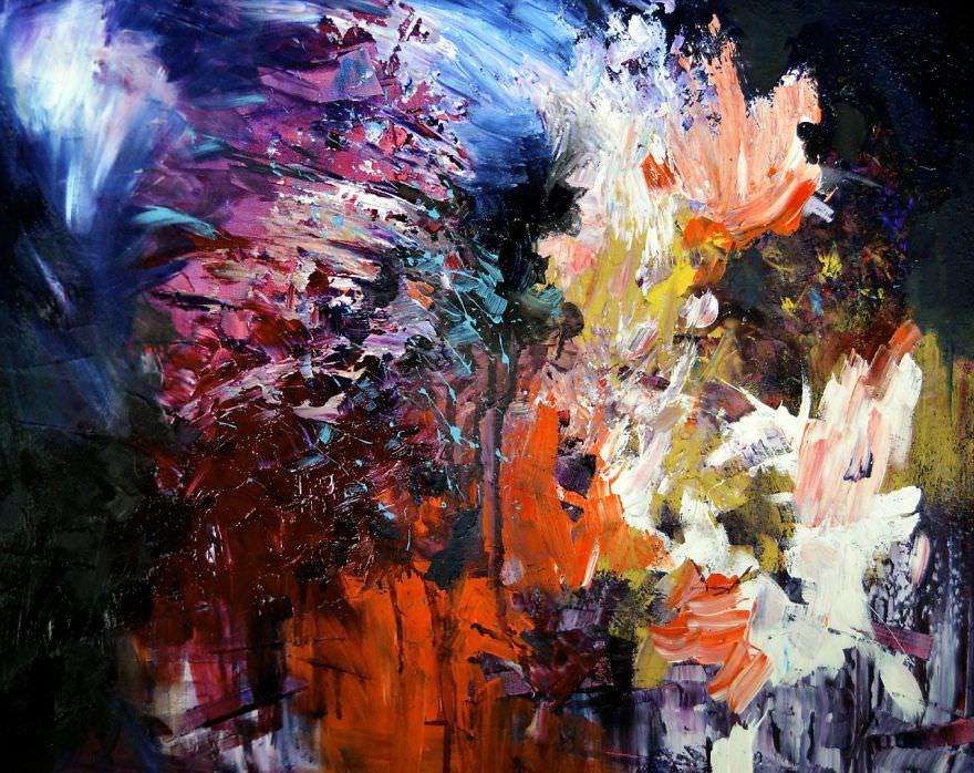 Peinture musique 6