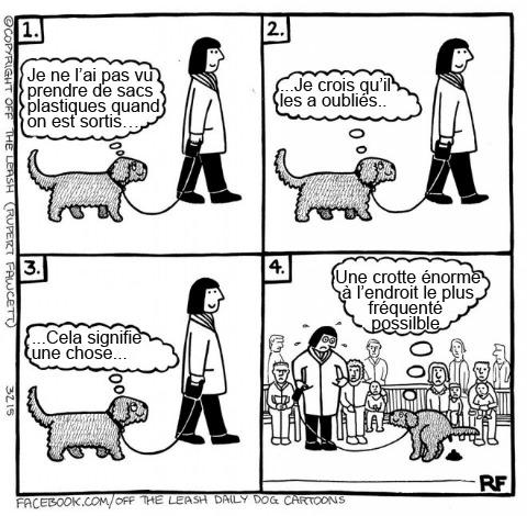 Pensee des chiens