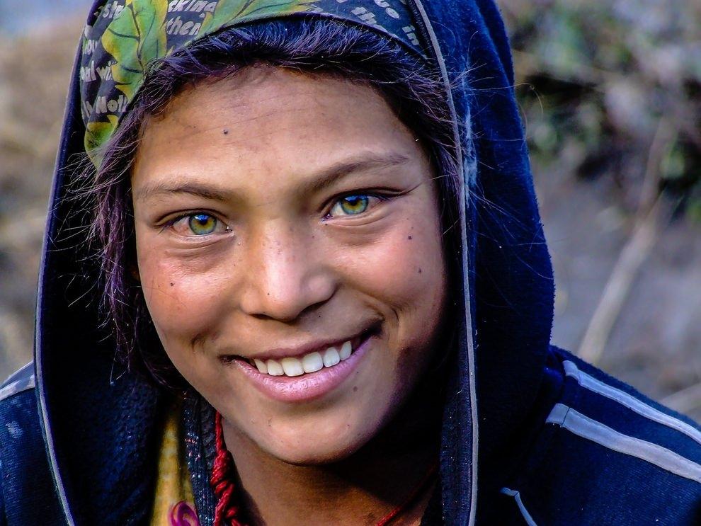 Portraits autour du monde 12