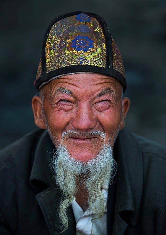 Portraits autour du monde 17