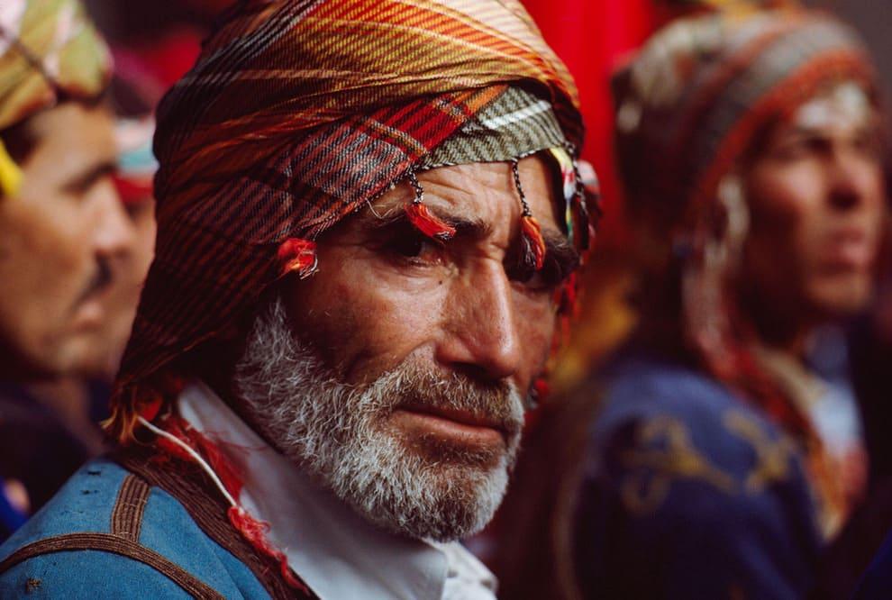 Portraits autour du monde 21