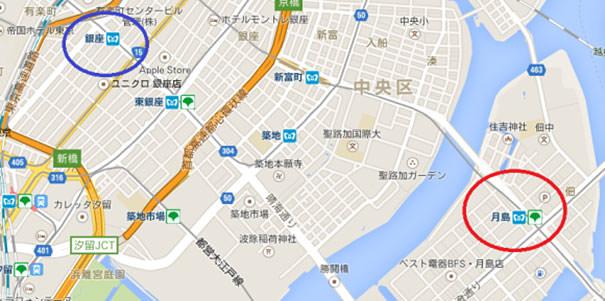 Tortue geante tokyo 3