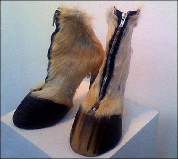 Chaussures bizarres 2