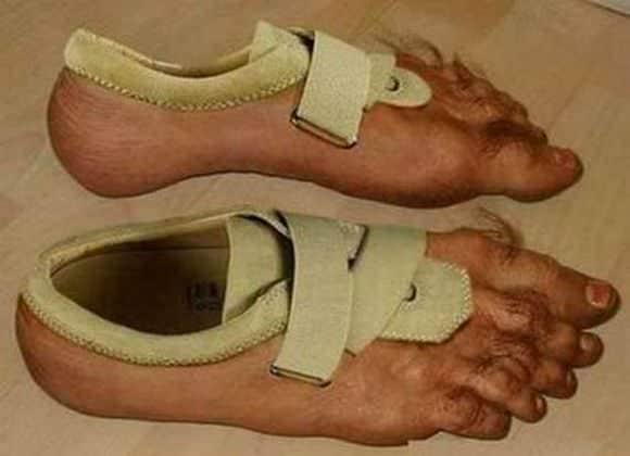 jamais 16 dû bizarres Chaussures qui n'auraient exister 7fb6gy