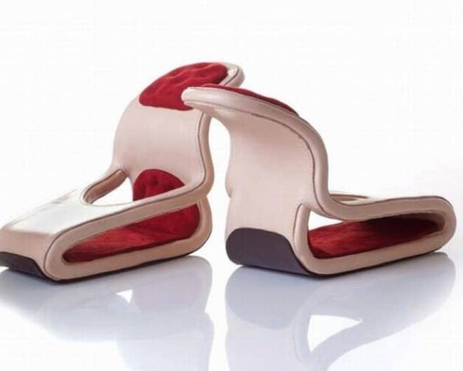 Chaussures bizarres 4