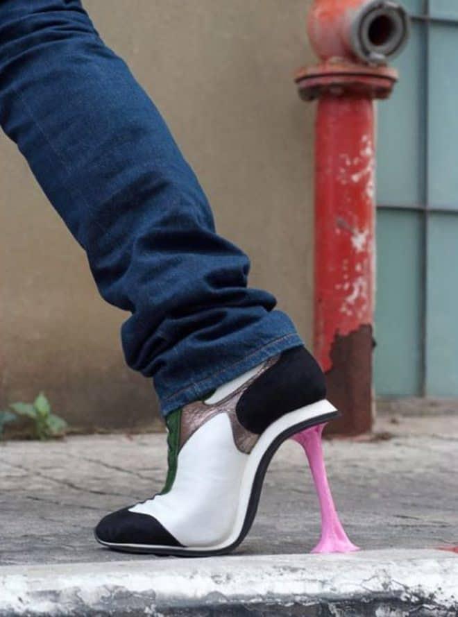 Chaussures bizarres 5