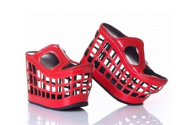 Chaussures bizarres 8