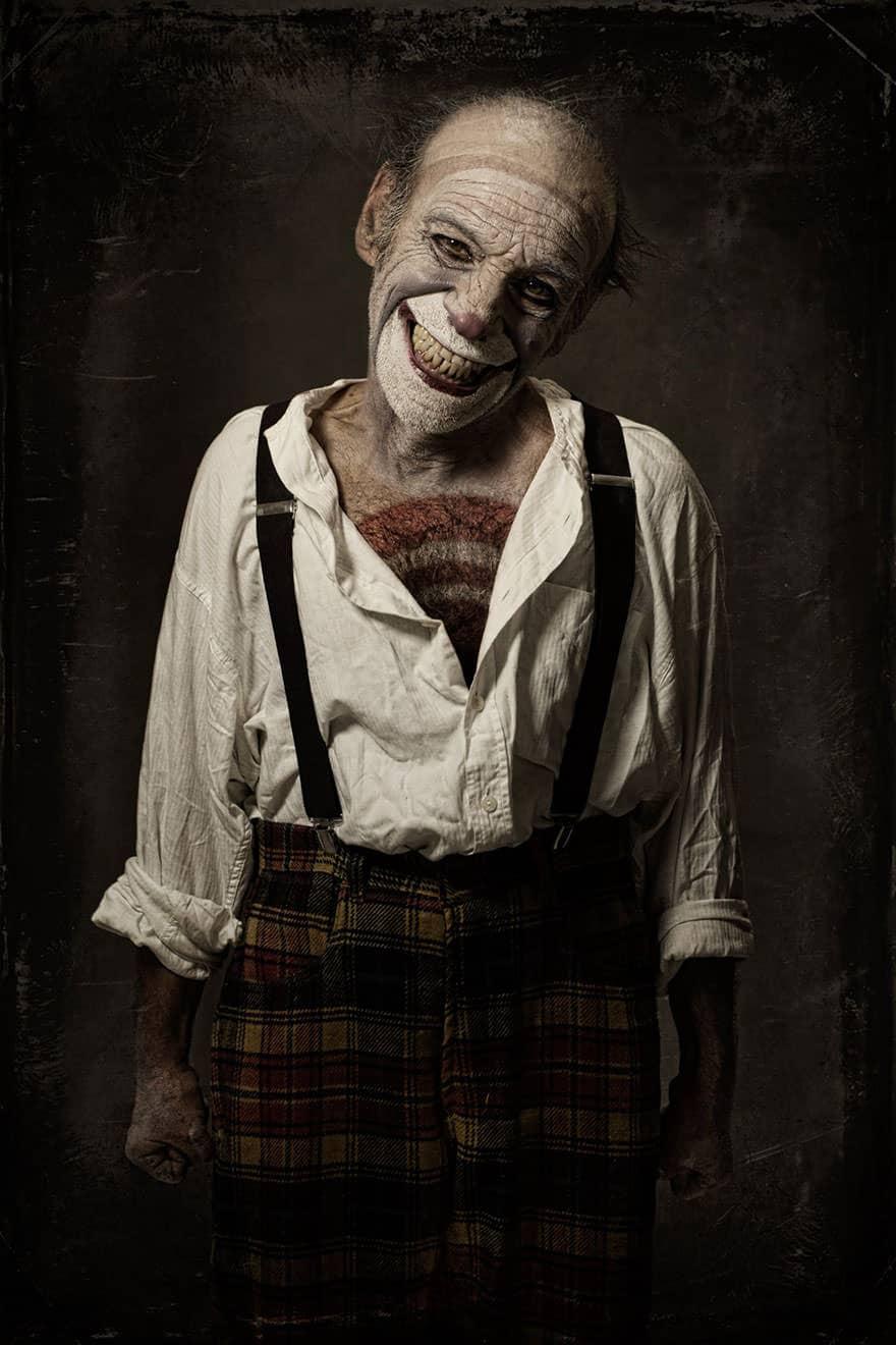 clown terrifiant 1