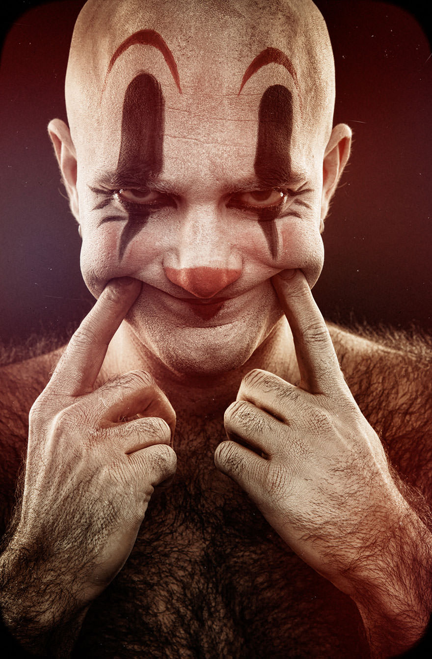 clown terrifiant 12